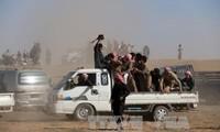กลุ่มไอเอสถอนตัวออกจากเมืองอเลปโปของซีเรีย