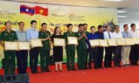 ปิดงานแสดงสินค้าเวียดนาม-ลาวปี2017