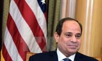 อียิปต์และปาเลสไตน์หารือเกี่ยวกับกระบวนการสันติภาพในภูมิภาคตะวันออกกลาง