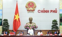 ส่งเสริมบทบาทของสภากาชาดเวียดนามในงานด้านการค้ำประกันสวัสดิการสังคมของประเทศ
