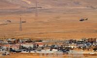 กองทัพซีเรียยึดคืนอำนาจการควบคุมทะเลทรายในภาคกลาง