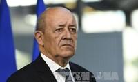 ฝรั่งเศสให้การสนับสนุนความพยายามแก้ไขวิกฤตในลิเบีย