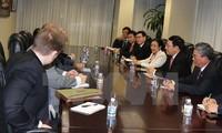 ภารกิจของรองนายกรัฐมนตรี ฝามบิ่งมิงในโอกาสเข้าร่วมการประชุมสมัชชาใหญ่สหประชาชาติ