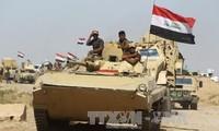 ฐานที่มั่นสุดท้ายของกลุ่มไอเอสในภาคเหนือของอิรัก