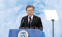 ประธานาธิบดีสาธารณรัฐเกาหลีให้การสนับสนุนการลงนามข้อตกลง RCEPโดยเร็ว