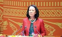 ผู้นำเวียดนามให้การต้อนรับคณะผู้แทนที่เข้าร่วมฟอรั่มประชาชนเวียดนาม-จีนครั้งที่9