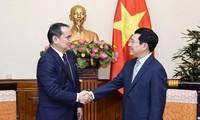 ขยายความร่วมมือระหว่างเวียดนามกับคาซัคสถาน