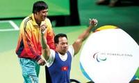เวียดนามเข้าร่วมการแข่งขันยกน้ำหนักคนพิการชิงแชมป์โลก