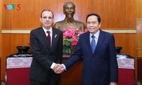 เสริมสร้างความสัมพันธ์มิตรภาพที่มีมาช้านารชนระหว่างเวียดนามกับรัสเซีย