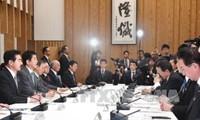 รัฐบาลญี่ปุ่นหารือเกี่ยวกับมาตรการรับมือกับกรณีฉุกเฉินบนคาบสมุทรเกาหลี