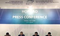 การประชุม APPF-26 ส่งเสริมบทบาทของรัฐสภาในฟอรั่มความร่วมมือด้านเศรษฐกิจเอเชีย-แปซิฟิก