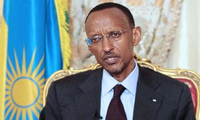 ประธานาธิบดีรวันดาขึ้นดำรงตำแหน่งประธานAU