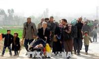 คณะมนตรีความมั่นคงแห่งสหประชาชาติเร่งรัดการหยุดยิงในซีเรียทันที