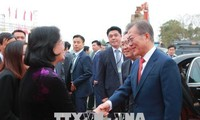 เวียดนาม-สาธารณรัฐเกาหลีผลักดันความร่วมมือด้านวิทยาศาสตร์และเทคโนโลยี