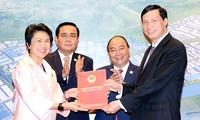 ประมวลความสัมพันธ์ระหว่างเวียดนามกับไทยในเดือนมีนาคมปี 2018
