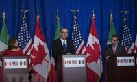 NAFTA เป็นปัญหาที่ร้อนระอุในการประชุมผู้นำประเทศในทวีปอเมริกา