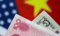 สหรัฐและจีนในสงครามการค้า