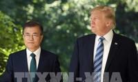 สหรัฐและสาธารณรัฐเกาหลีผลักดันการบรรลุข้อตกลงเกี่ยวกับการปลอดนิวเคลียร์