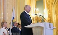 ประธานาธิบดีรัสเซียกำหนดหน้าที่เชิงยุทธศาสตร์การพัฒนาประเทศรัสเซีย