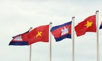ผลักดันความร่วมมือระหว่างเวียดนามกับกัมพูชา