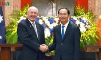 กระชับความสัมพันธ์หุ้นส่วนยุทธศาสตร์เวียดนาม-ออสเตรเลีย