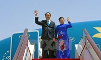 ประธานประเทศเวียดนามเยือนญี่ปุ่นอย่างเป็นทางการ