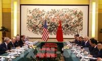 จีนเตือนว่า การปรับเพิ่มภาษีของสหรัฐจะทำลายข้อตกลงการค้าที่ได้บรรลุ