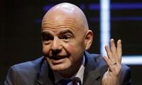 ประธานFIFA ประกาศว่า รัสเซียพร้อมจัดการแข่งขันฟุตบอลโลก