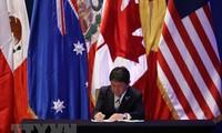 ญี่ปุ่นประกาศกฎหมายเกี่ยวกับข้อตกลงCPTPP