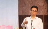 รองนายกรัฐมนตรีเวียดนาม: เพื่อมีชีวิตที่มีความสุข ต้องเน้นปฏิบัติ3หน้าที่