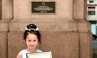 เยาวชนเด็กเวียดนามได้รับรางวัลที่1ในการแข่งขันเปียนโนนานาชาติในนครนิวยอร์ก