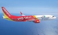 สายการบินเวียดเจ็ทแอร์เปิดเส้นทางบินตรงระหว่างกรุงฮานอยกับเมืองโอซาก้า
