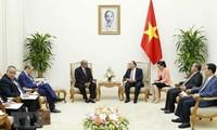 หนังสือพิมพ์ของแอลจีเรียรายงานข่าวเกี่ยวกับการเยือนเวียดนามของรัฐมนตรีต่างประเทศแอลจีเรีย