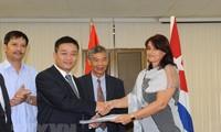 บริษัท ViMariel S.Aของเวียดนามลงทุนในเขตเศรษฐกิจพิเศษ Marielของคิวบา