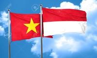 เวียดนามและอินโดนีเซียพยายามเพิ่มมูลค่าการค้าต่างตอบแทนขึ้นเป็น1หมื่นล้านดอลลาร์สหรัฐ
