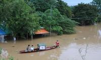 เน้นแก้ไขผลเสียหายจากเหตุฝนตกหนักและน้ำหลากในท้องถิ่นต่างๆ