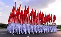 ผู้นำประเทศต่างๆส่งโทรเลขอวยพรในโอกาสฉลองครบรอบ73ปีวันชาติเวียดนาม