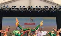 สีสันวัฒนธรรมไทยในงาน 10th Thai Festival in Hanoi 2018