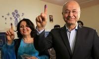 อิรักมีประธานาธิบดีคนใหม่