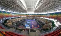 เปิดการแข่งขันกีฬาโอลิมปิกสำหรับคนรุ่นใหม่