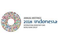 เปิดการประชุมประจำปีของ IMFและWB