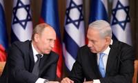 ผู้นำรัสเซียและอิสราเอลเห็นพ้องที่จะพบปะกันเพื่อลดความตึงเครียด