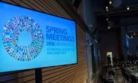การประชุม IMF-WBเน้นหารือเกี่ยวกับภัยคุกคามต่อเศรษฐกิจโลก
