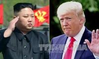 ประธานาธิบดีสหรัฐยืนยันว่ามีความสัมพันธ์ที่ดีกับผู้นำสาธารณรัฐประชาธิปไตยประชาชนเกาหลี