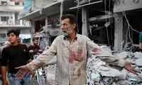 ซีเรียอนุญาตให้ผู้เชี่ยวชาญของสหประชาชาติกับOPCWเข้ามาตรวจสอบ