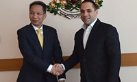 บัลแกเรียให้การสนับสนุนการลงนามข้อตกลงการค้าเสรีระหว่างเวียดนามกับอียู