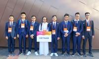นักเรียนเวียดนามได้รับเหรียญรางวัลการแข่งขันฟิสิกส์โอลิมปิกเอเชียปี2019
