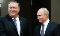 รัสเซียและสหรัฐอยากปรับปรุงความสัมพันธ์ทวิภาคี