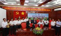 บริษัท ซี.พี.เวียดนามร่วมมือเพื่อพัฒนารูปแบบการผลิตเนื้อไก่ที่ปลอดภัย