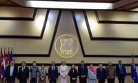 ออสเตรเลียให้คำมั่นที่จะช่วยเหลืออาเซียนในการสร้างสรรค์ประชาคมและปฏิบัติวิสัยทัศน์อาเซียนปี 2025
